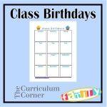Preschool Planning Binder