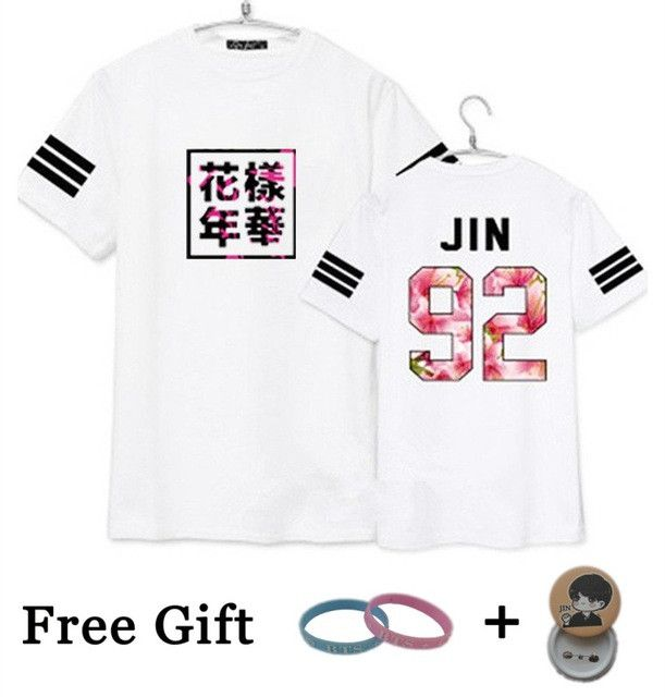 Plus Size Brand Men Women BTS T-shirt Bangtan Boys Tops Unisex Tee Shirt Femme Kpop Summer Style Number Letter Printed XXXXL