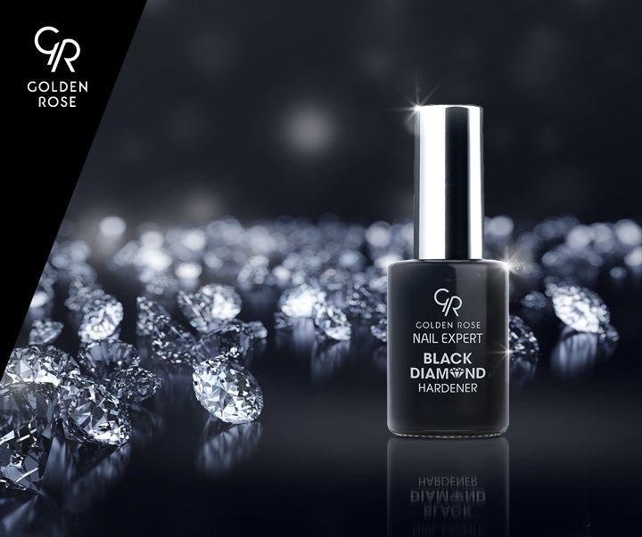 Nie od dziś wiemy, że diamenty to najlepsi przyjaciele kobiety Emotikon smile Teraz możesz je nosić również na paznokciach! Odżywka Black Diamond zawiera mikrocząsteczki diamentu oraz składniki utwardzające. Koniec z cienkimi i łamliwymi paznokciami!