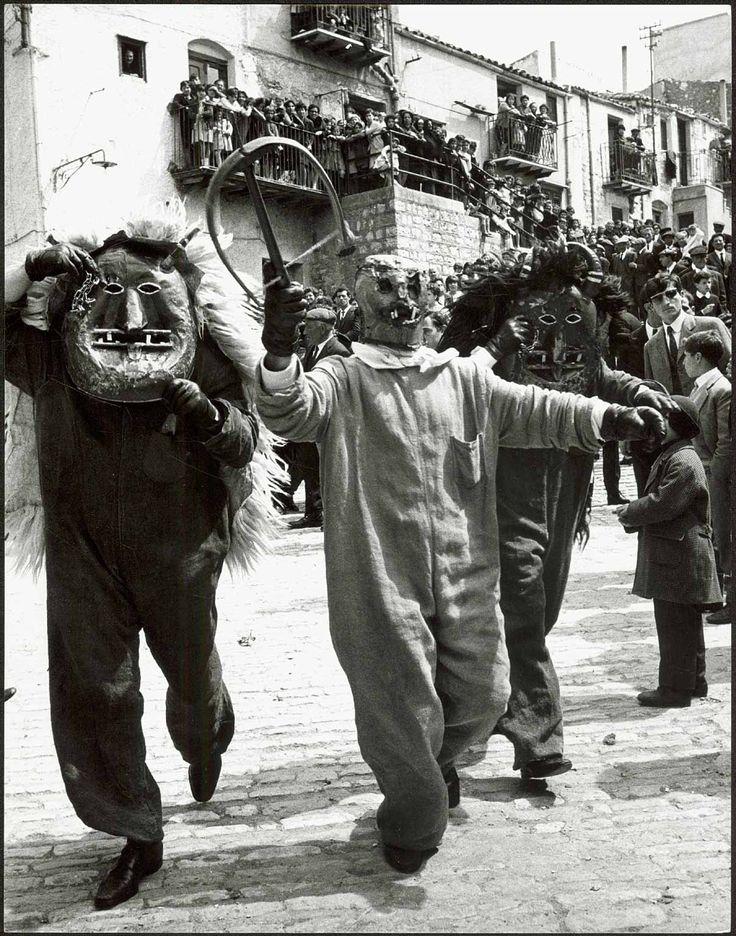 Il Ballo dei diavoli (Pasqua). Melo Minnella.