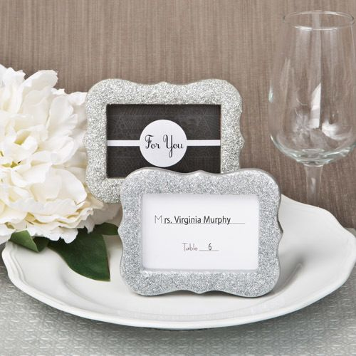 Wedding Place Card Holder Ideas