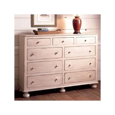 NINE DRAWER CHEST From Eddy West