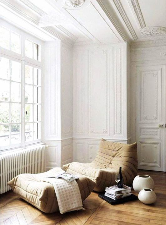 neutral and cozy