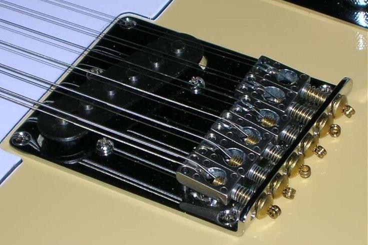 Fender Squier Telecaster 12 String Conversion New   eBay