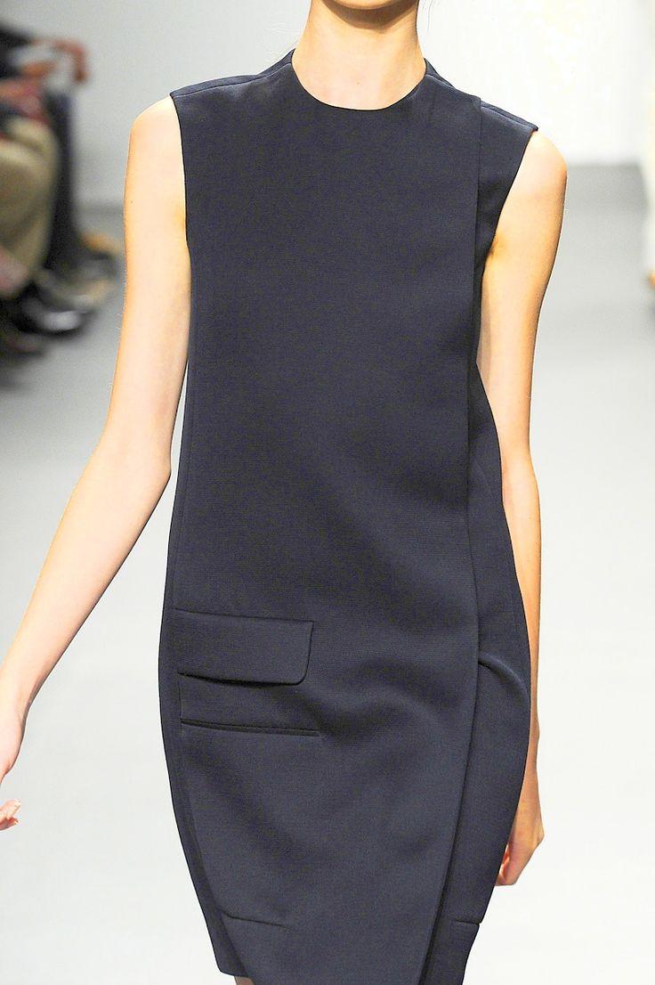 black dress, minimalism