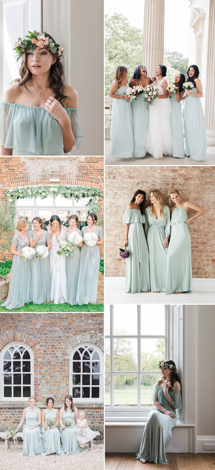 12 best Bridesmaids Ideas images on Pinterest   Bridesmaids, Flower ...