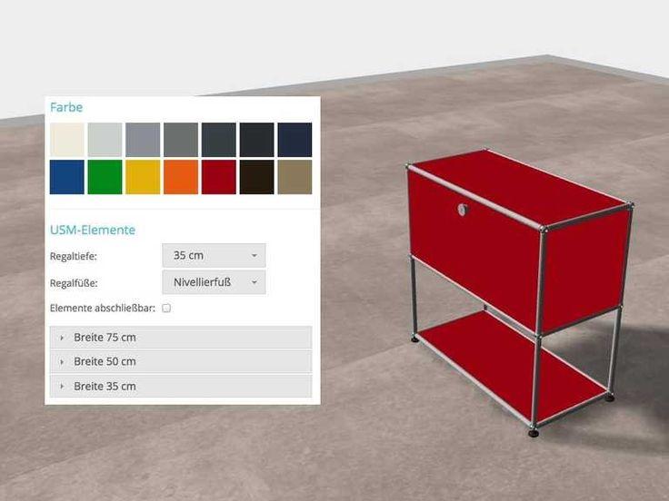 usm haller konfigurator inside out outside in 1. Black Bedroom Furniture Sets. Home Design Ideas