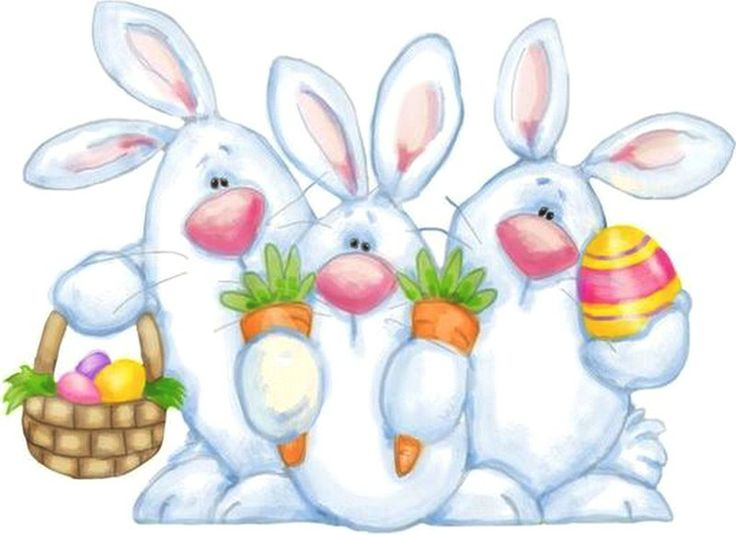 Shelly Comiskey Easter Bunnies 800x582