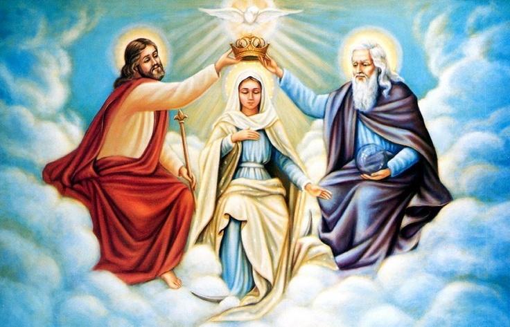 Celebramos o dia de Nossa Senhora Rainha