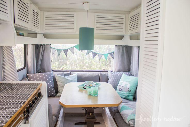 die besten 25 wohnwagen ideen auf pinterest. Black Bedroom Furniture Sets. Home Design Ideas