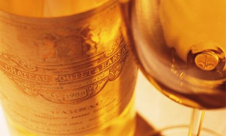 INTERVIEW: Aline Baly from Château Coutet http://www.vintecclub.com.au/essential-tips-for-buying-champagne/ #Coutet #Barsac #Sauternes #Wine #Vin