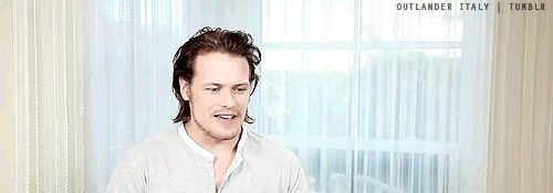 Sam Heughan Biography | tumblr_n07z0j9PgM1sus8y5o1_500.gif