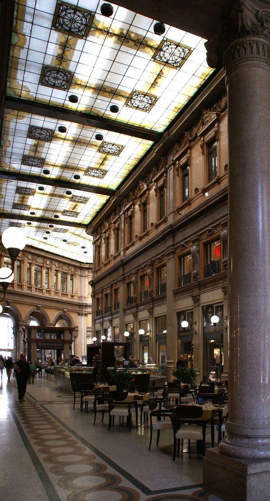 Rom, Via del Corso, Galleria Alberto Sordi | by HEN-Magonza