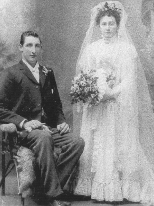 A;exander Percy Devereaux and Elizabeth Coad
