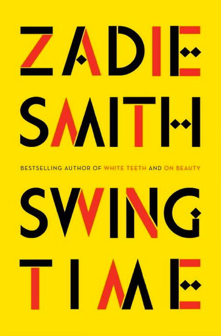 5 Books You Need to Read in November 2016 - Swing Time by Zadie Smith from InStyle.com