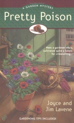 I have all 5 of the books in this series from Joyce and Jim Lavene.  Highly recommend them..wish they had wrote more!!!     Pretty Poison      (Peggy Lee Garden Mystery, book 1)    by    Joyce And Jim Lavene