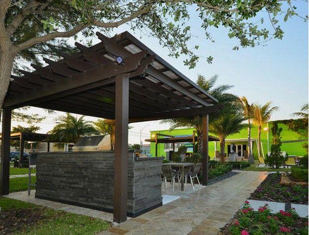 Aluminum Pergola Kits - Home & Garden Improvement Design