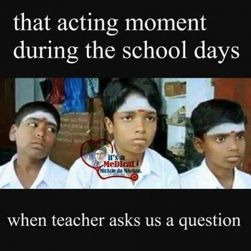 School days memories | Tamil Memes | Pinterest | School Days ...