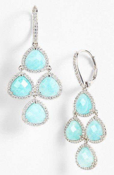 sweet chandeliers!