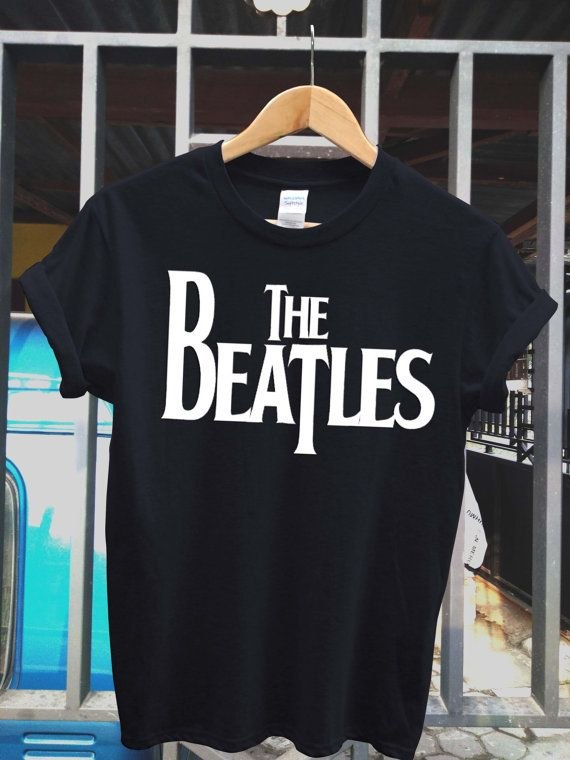 The beatles shirt The beatles t shirt unisex adult by KingShoe