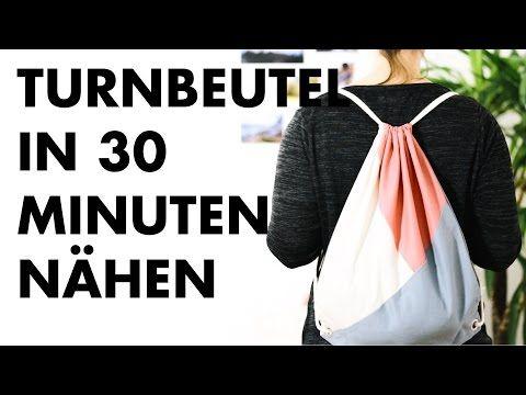 In diesem Video zeige ich Euch, wie Ihr einen Turnbeutel/Rucksack mit Innenbeutel selber nähen könnt. Falls Euch das Video gefällt, würde ich mich über ein A...