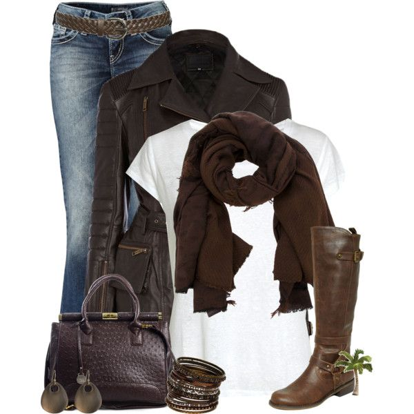 Cute Winter Outfits 2012   browns   Fashionista Trends