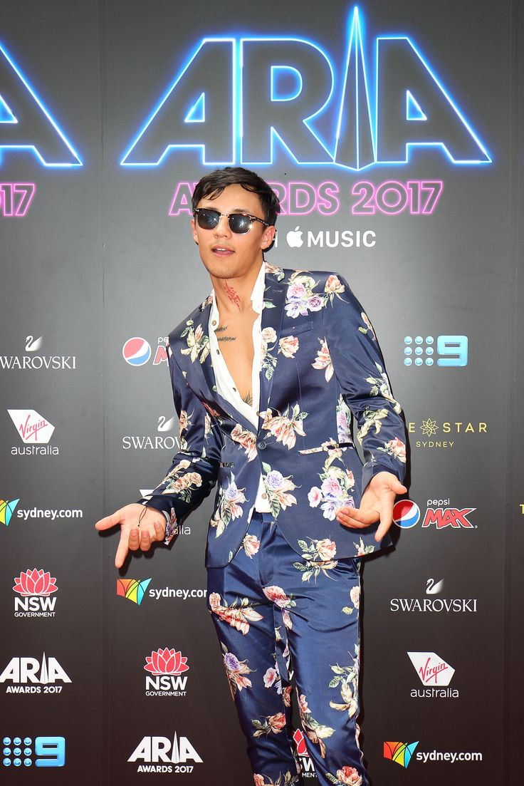 Stars walk the red carpet at the Aria awards 2017 – in pictures