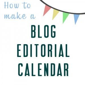 Why did this idea never occur to me? How to make a blog editorial calendar - illistyle.com
