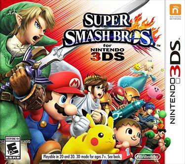 Super Smash Bros. for Nintendo 3DS - 2014