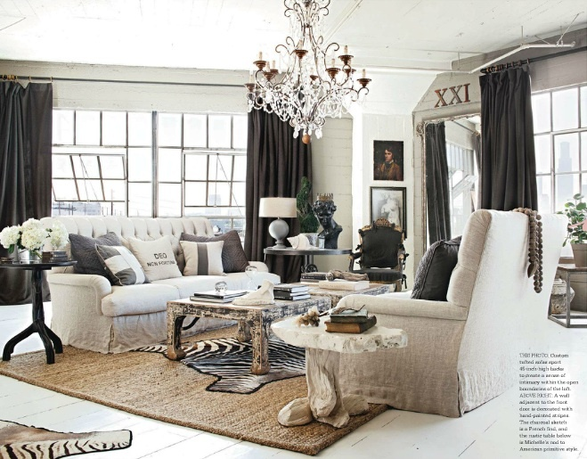 country french magazine french country gray living rooms living spaces