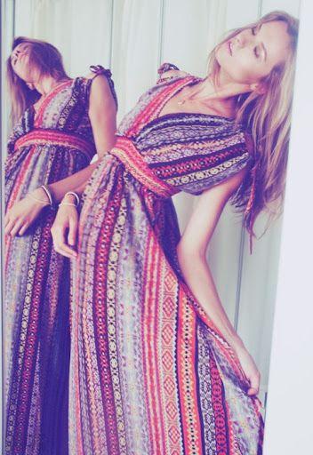 What a gorgeous dress~