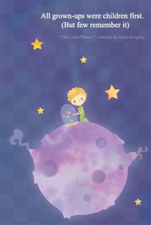 8 Antoine De Saint Exupery Quotes From The Little Prince: Le Petit Prince On Pinterest