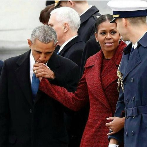 President Obama and Wife Michelle....There will never be another love like this.