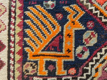Image result for oriental carpets bird motifs