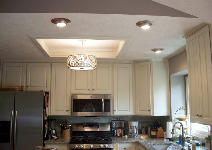 Recessed Fluorescent Strip Lighting Fixtures Recessed Fluorescent