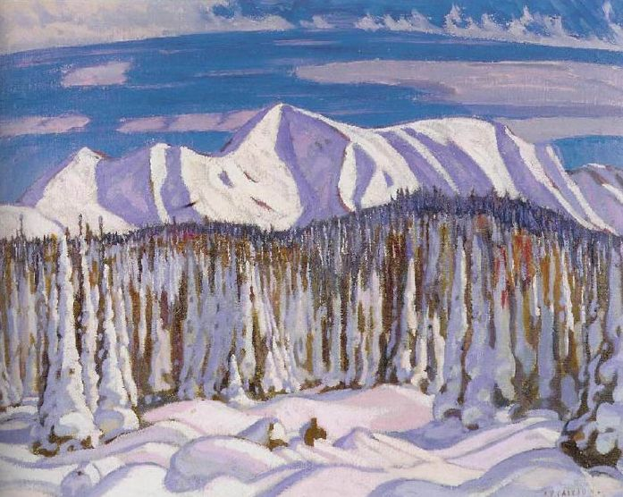 A.Y. Jackson (Canadian Group of Seven Painter, 1882-1974)