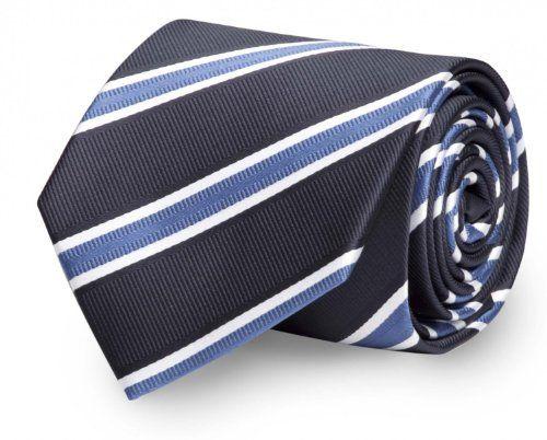 Tie from Fabio Farini striped in blue black white Fabio F... https://www.amazon.co.uk/dp/B00JL9K5B0/ref=cm_sw_r_pi_dp_x_mX95xbHJ63Y14