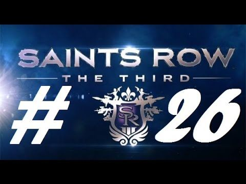 Saints Row: The Third - Wrestling! [Part 26]