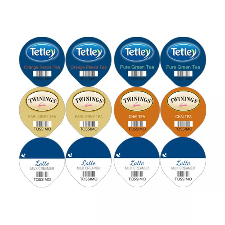 Tassimo Tea Lover's Single Serve Variety Pack | Tea lovers variety pack with everything you need to brew delicious instant tea. #tassimo #tdisc #tea