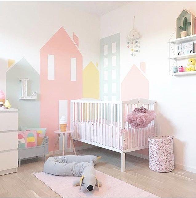 10 Ideen farbe kinderzimmer
