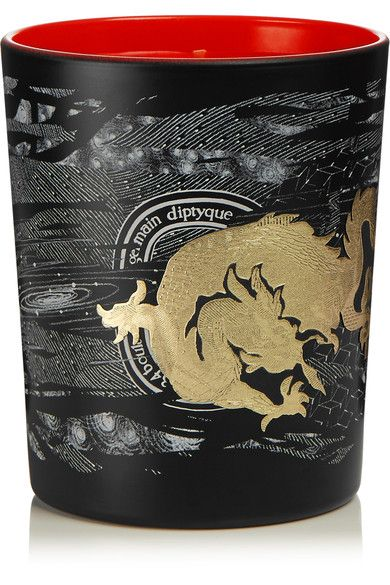 Diptyque - Dragon Scented Candle, 190g - Red