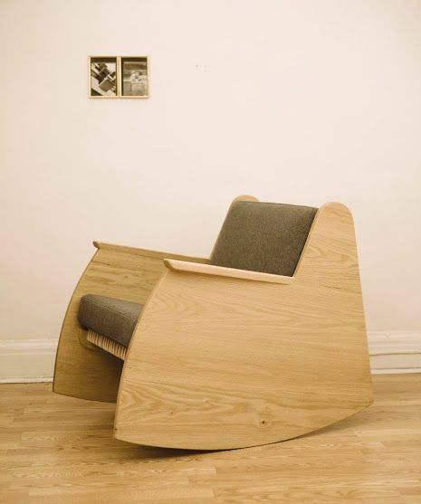 Rook Rocking Chair.  Available in Toronto, ON