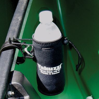 Yakuzzi Clip-On Drink Holder, Cup Holders, Boating Accessories, Boating : Cabela's... need this in beer size!