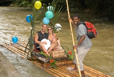 Martha Brae River Tour - Montego Bay, Jamaica Jamaica tours, cruise shore excursions and day trips are carefully picked for your excitement. Book with Paradise Palms Jamaica Tours http://www.paradisepalmsjamaicatours.com