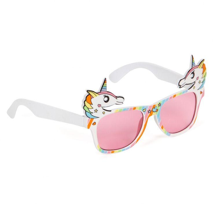 Unicorn novelty sunglasses