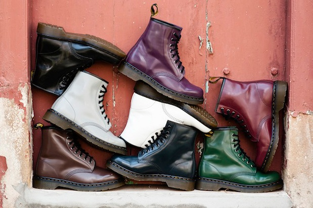 It's crazy how much I love Doc Martens...