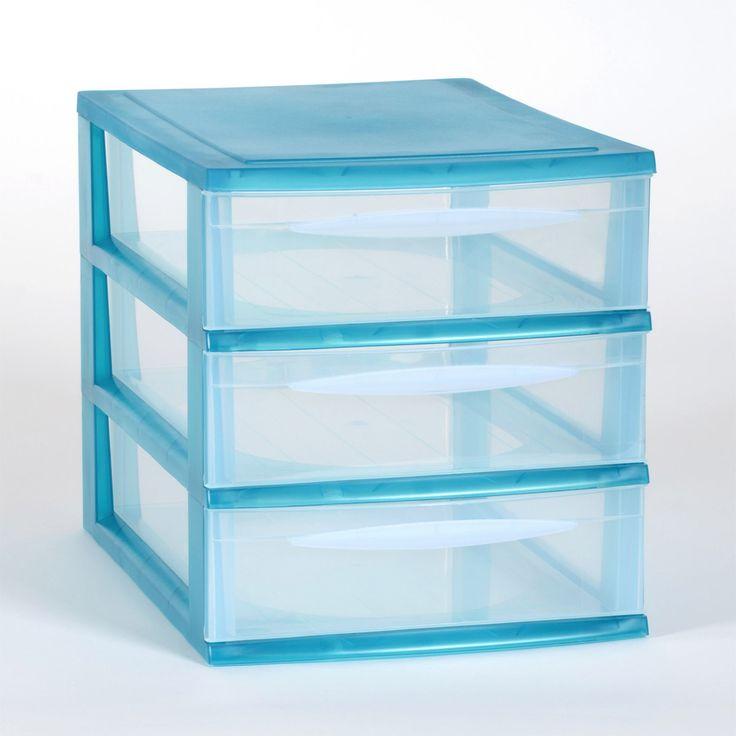 Boites Plastiques Rangement