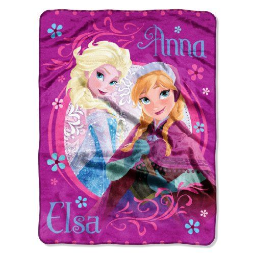 Disney Frozen Bedding & Room Decor. throw blanket