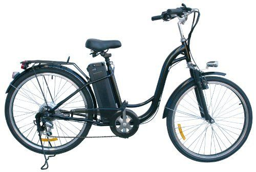 """Watseka XP Sport-Electric Bicycle-26""""-6 speed-Adult/Young Adult-Black - http://www.bicyclestoredirect.com/watseka-xp-sport-electric-bicycle-26-6-speed-adultyoung-adult-black/"""