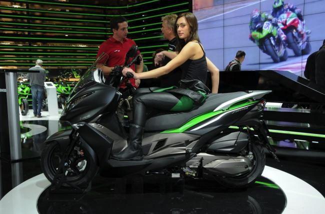 Kawasaki Tak Jual Matik J300 Di Indonesia Karena Terlalu Mahal - Vivaoto.com - Majalah Otomotif Online